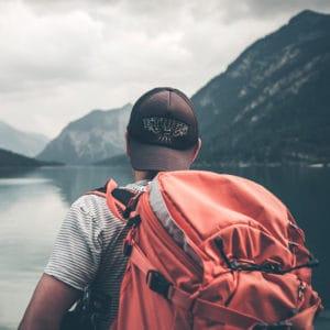 Туристический комплект для одного человека