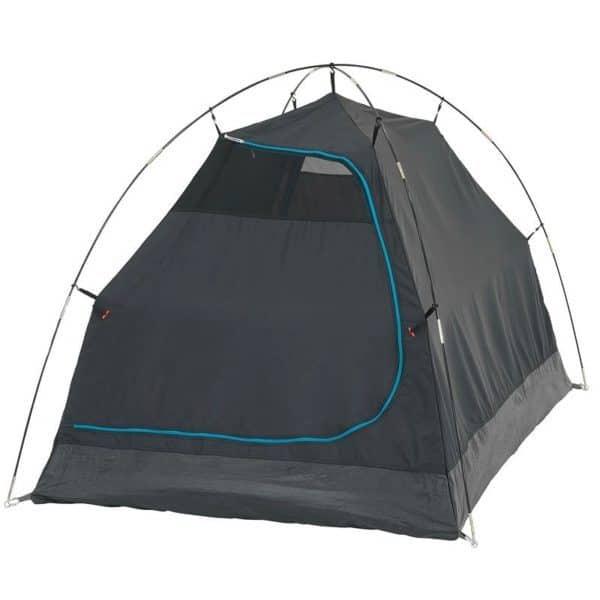 Палатка Quechua Fresh&Black 2 вид с боку внутренняя комната