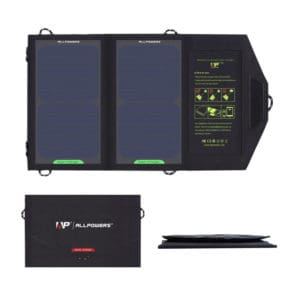 Солнечная батарея AllPowers 10 Вт