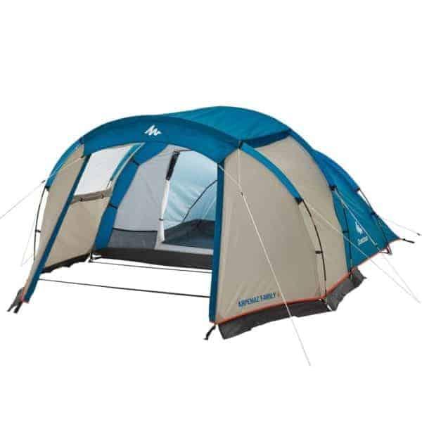 Четырехместная палатка Quechua Arpenaz Family 4