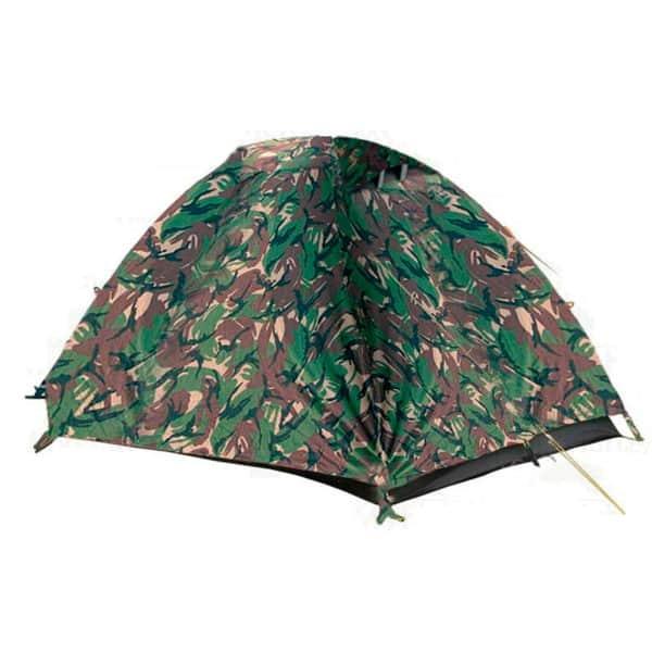Трехместная палатка Tramp Light Hunter 3 вид сзади
