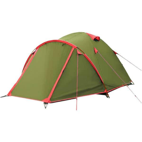 Трехместная палатка Tramp Lite Camp 3